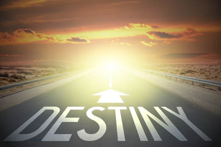 Two Simple Steps to Shape Your Destiny Today